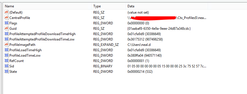 The curious case of corrupted Citrix UPM managed roaming